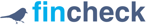 Fincheck Business Logo